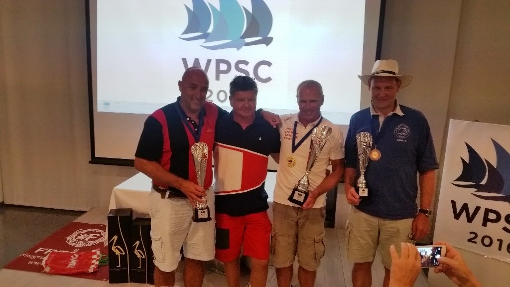 WPSC 2016 Prizegiving